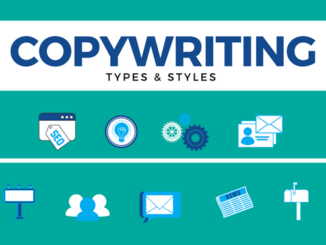 types of copywriting